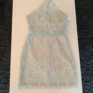 NWT Mint lace cocktail dress